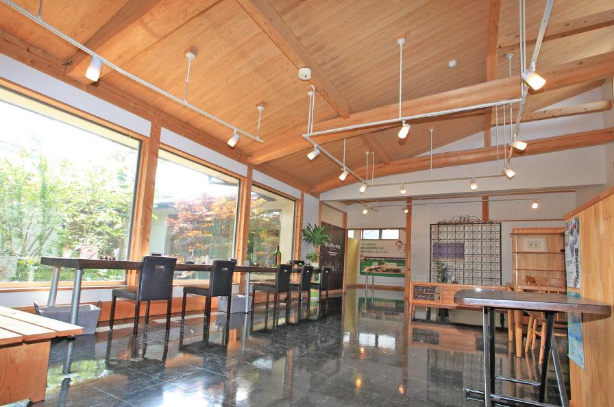 木のコトカフェ